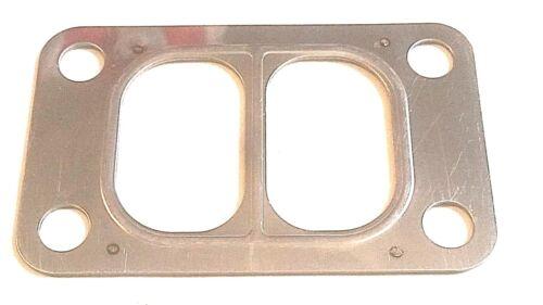 Cummins MLS Tri Layered Stainless Steel Inlet Turbo Gasket 89-98 5.9 12V 6BT T3