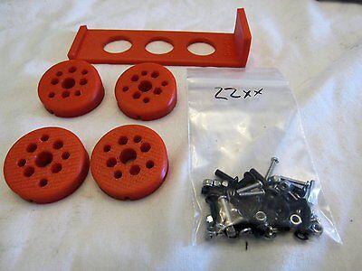 ZMR-250 10-4 degree tilt motor mount Kit for 22xx class motors