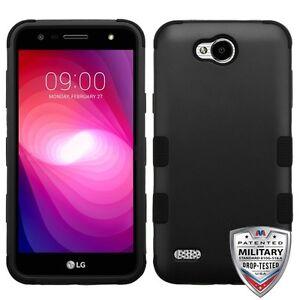 best loved a33dd 37a95 Details about Black Black Phone LG US701 X Power 2 LG M327 X Charge LG  L63BL Fiesta L64VL