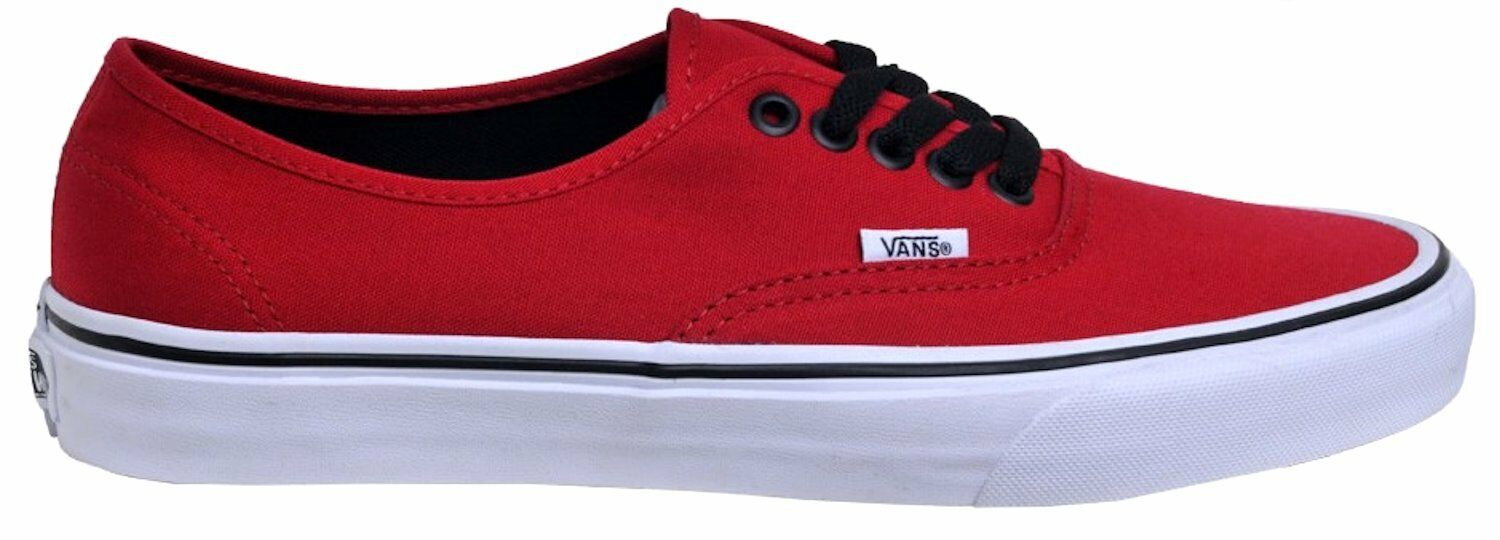 Vans Authentic Classic Chili Pepper ROT  Uomo Schuhes All Größes Sneakers Tennis Schuhes Uomo 33ed91