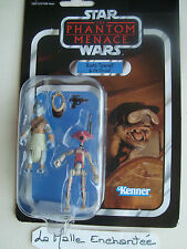 STAR WARS THE PHANTOM MENACE RATTS TYRELL ET PIT DROID KENNER VINTAGE VC 77