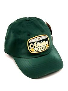 bb5aa075774cd5 Oakland Athletics A's American Needle MLB Adjustable Cotton Baseball ...