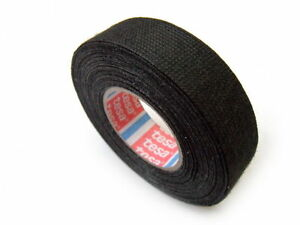 Tesa-Cloth-Tape-Adhesive-Tape-with-sheet-51608-19mm-x-25m-Original