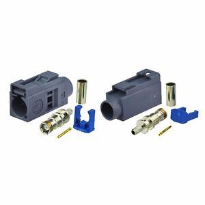 30-Pack-Car-Fakra-G-Female-Grey-Crimp-Solder-Connector-for-RG316-RG174-Cable
