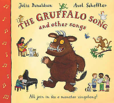 The Gruffalo Song & Other Songs, Donaldson, Julia, Very Good Book