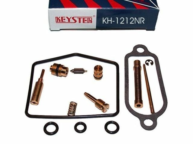 Keyster Set Guarnizioni Carburatore Honda CB350F,CB 350 Four,Kit Riparazione;