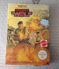 Nes 1989#Operation Wolf Pal A Ita Nintendo#Mattel Taito