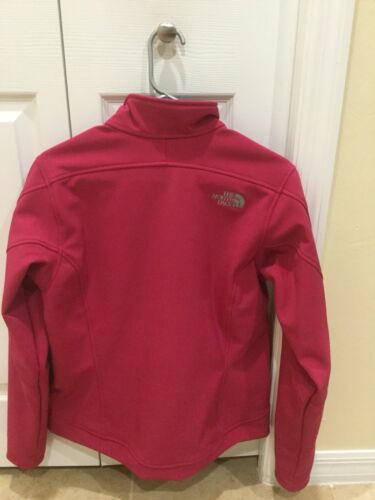 Apex Veste pour Taille Shell Rose Northface Nwt femmes moyenne Soft vqPqCw