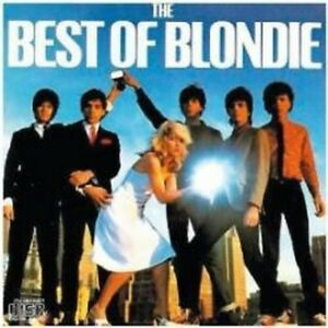Blondie-The-Best-Of-Blondie-1990-NEW-CD