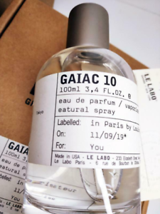 Le-Labo-Gaiac-10-Eau-de-Parfum-Eau-De-Parfum-3-4-fl-OZ-100ml-U-s-a-Unisex-Nuevo-Spray