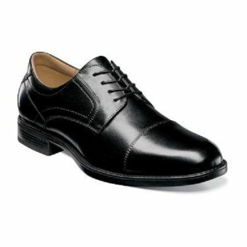 Homme Florsheim Midtown Cap Toe Oxford Noir 12138-001
