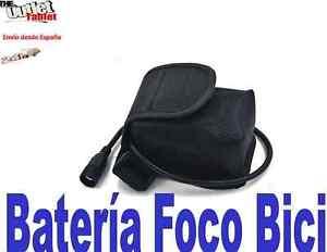 Bateria-recargable-para-foco-bici-con-12000mAh-8x18650-Para-luz-para-bicicleta