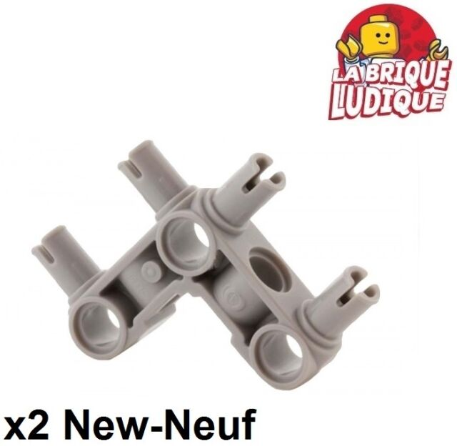 LEGO x 1 55615 NEUF Light Bluish Gray Technic
