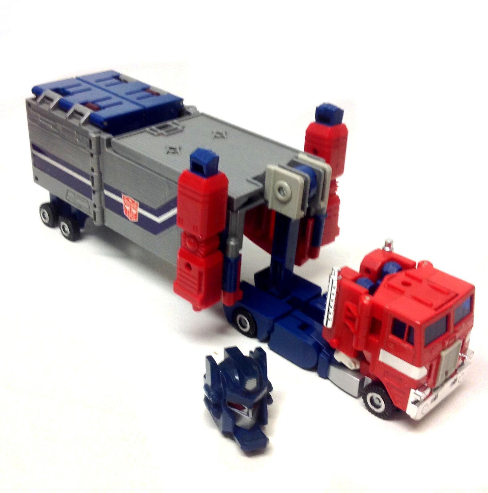 Transformers Generation 1 Commerative POWERMASTER OPTIMUS PRIME robot figure