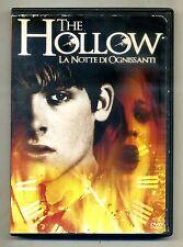 THE HOLLOW - LA NOTTE DI OGNISSANTI #Mediafilm - 20th Century Fox DVD-Video