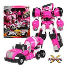 Miniforce X Lucybot Lucy Bot Ranger Transform Machine Car Robot Kids Xmas Gift