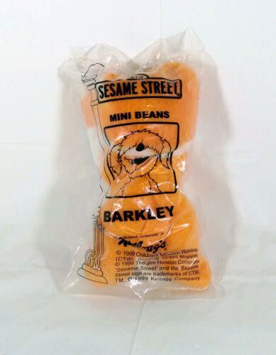 Big Bird Sesame Street Mini Beans Barkley Ernie