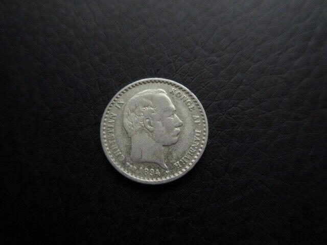 Danmark, mønter