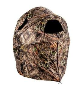 NEW Ameristep 27530 Deluxe Tent Chair Blind in Mossy Oak AM-AMEBL2003