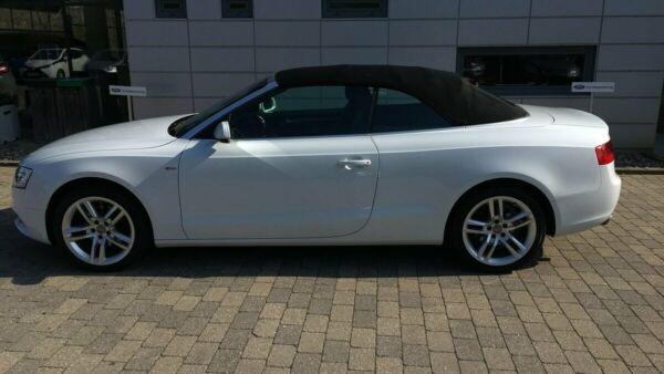 Audi A5 1,8 TFSi 170 Cabriolet Multitr. - billede 2