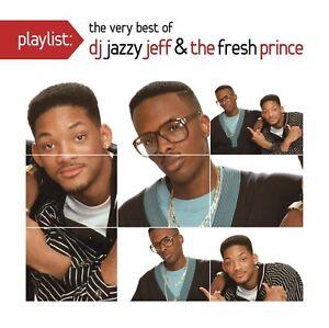 DJ-Jazzy-Jeff-amp-The-Fresh-Prince-Playlist-The-Very-Best-of-2015-CD-NEW