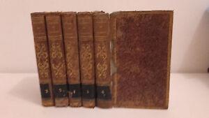Il Conte Di Valmont - Tomi 2 Con 6 - 1826 - Edizione Belin Mandar