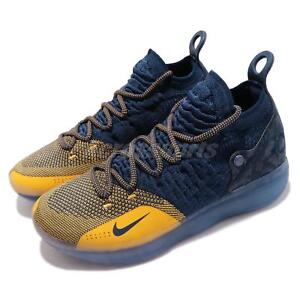 8cfe043e2964d Nike Zoom KD 11 EP XI Chinese Zodiac Michigan Kevin Durant Navy ...