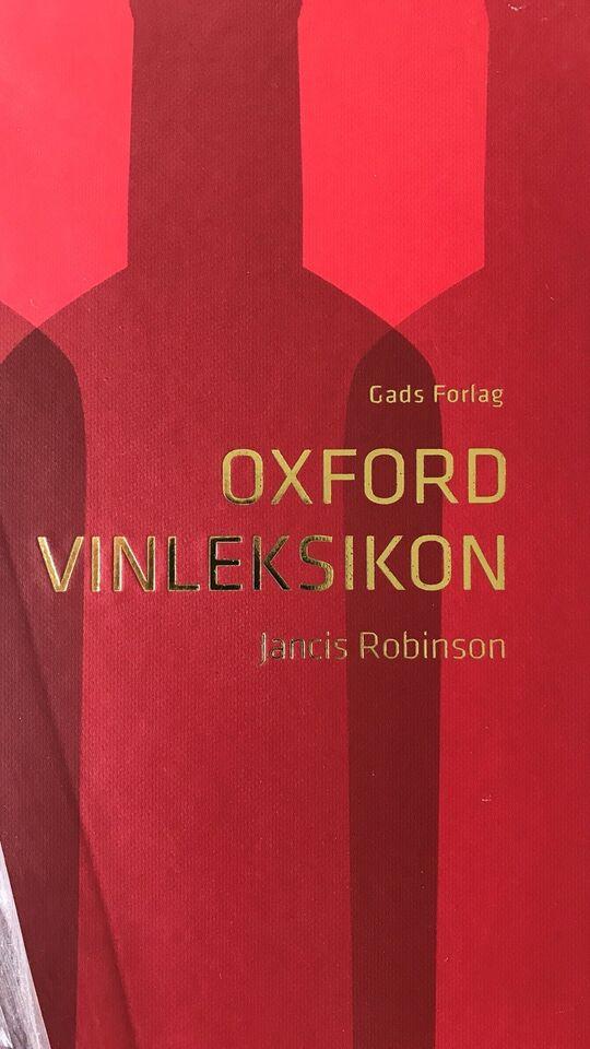 Oxford Vinleksikon, Jancis Robinson, anden bog