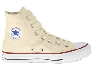 176a880a103d39 Converse Unisex Chuck Taylor All Star Hi Natural White Shoes (6.5 ...