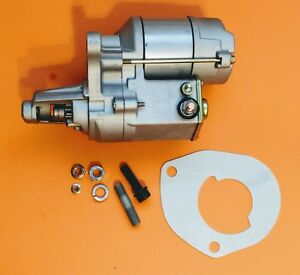 Mopar-Big-Block-Hi-Torque-Mini-Starter-amp-Hardware-Kit-Chrysler-Dodge-Plymouth