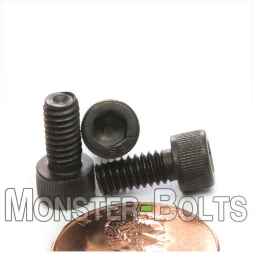 Alloy Steel w// Thermal Black Oxide coating SAE US #8-32 Socket Head Caps Screws