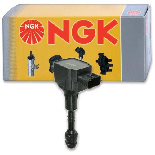 1 pc NGK Ignition Coil for 2003-2010 Infiniti M45 4.5L V8 Spark Plug Tune ef