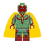MINIFIGURES-CUSTOM-LEGO-MINIFIGURE-AVENGERS-MARVEL-SUPER-EROI-BATMAN-X-MEN miniatura 147