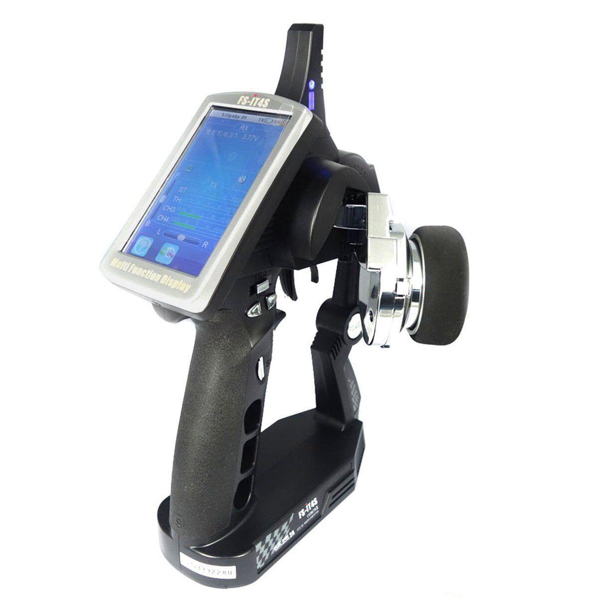 Flysky fs-it4s 2.4ghz 4ch afhds 2 Stiefel system sender radio mit touchscreen