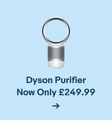Dyson Pure Cool Link Purifier Now Only £249.99