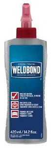 14.2 Oz Bonding Adhesive Weldbond Hearty Frank T Ross & Sons