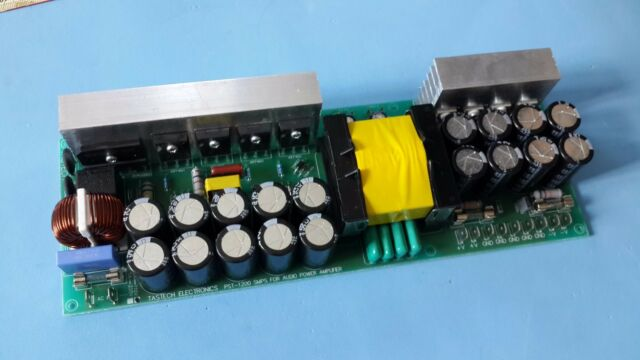 1000 Watts (110V Input) Switching Power Supply Audio Power Amplifier Board