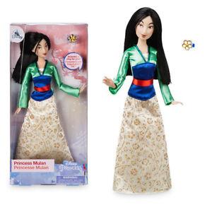 NUOVO Disney Mulan Bambola Film