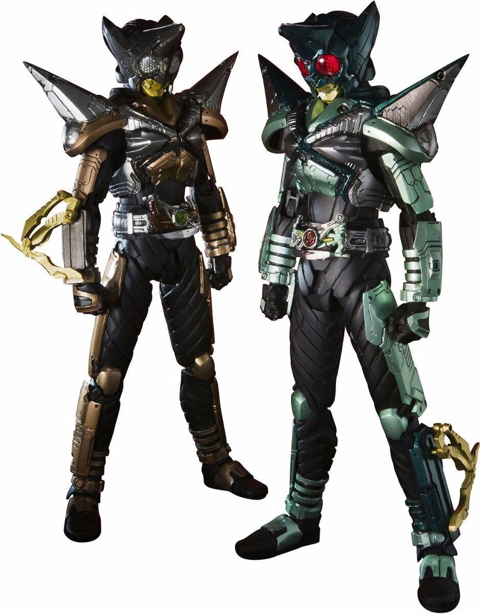 S. I.C.Mascherato Kamen Rider Kabuto Calcio & Punzonatura Tramoggia
