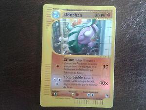 image is loading carte pokemon donphan 7 147 reverse tres rare