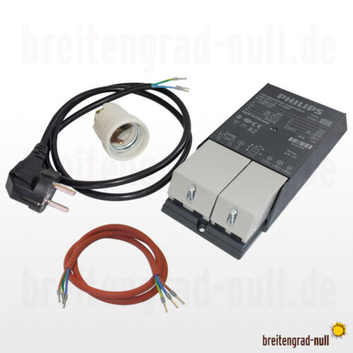 Evg Set Philips Hid-Av C 35 50 70 Watt Bright Sun Solar Raptor Sunray New
