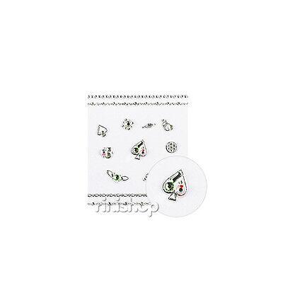 [INNISFREE] Self Nail Sticker - Jewel Rinishop