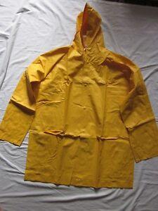 Farbe Gelb Neu!!! Ehrlichkeit Paladin Regenmantel Regenjacke Gr.xxxl 66 / 68