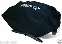 Weber Grill Cover 7110 Fits Weber Q100/1000 Series Grills
