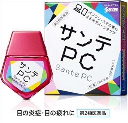 Sante PC 12ml Japanese EYE DROPS free shipping