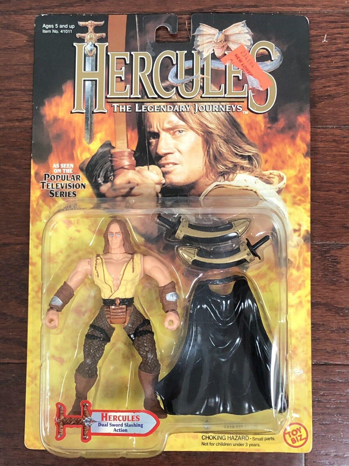 Hercules The Legendary Journeys Dual Sword Slashing azione cifra