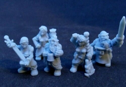 multi listing 28mm Dwarves Dark Realms