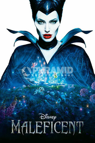 Maleficent - Movie POSTER 61x91cm NEW * Angelina Jolie disney villainess fairy