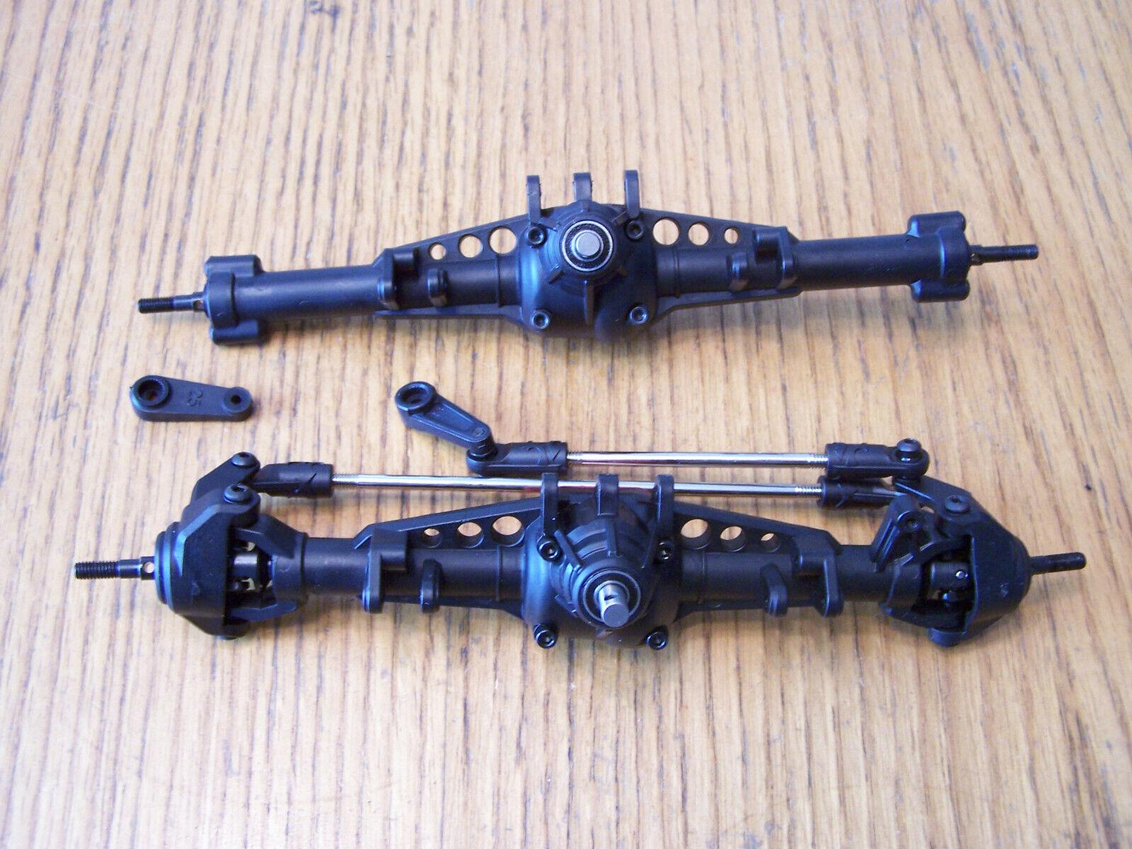 Axial SCX10 II 2 Jeep Cherokee AX31381 AR44 Steering Knuckles