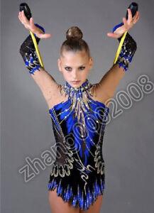 Stylish rhythmic gymnastics leotard,Acrobatic competition